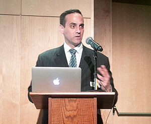 Somerville Mayor Joe Curtatone